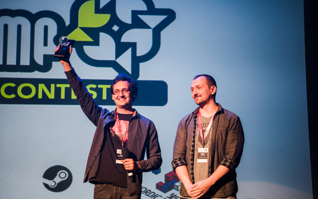 Nordic Game Discovery Contest announced for LiU Game Conference