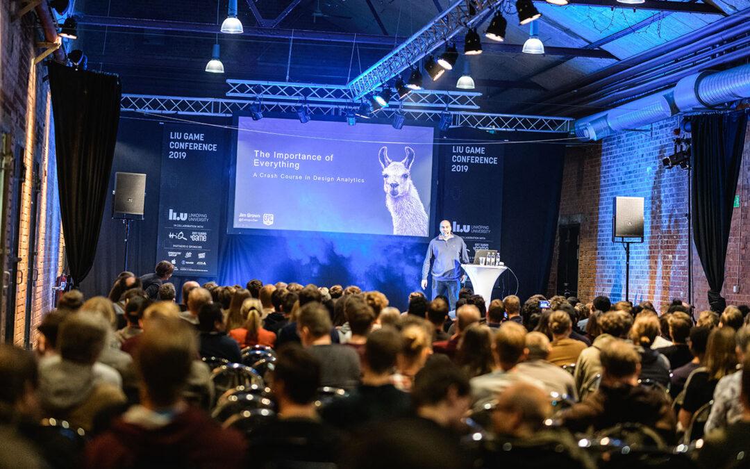 LiU Game Conference 2019 – en riktig succé