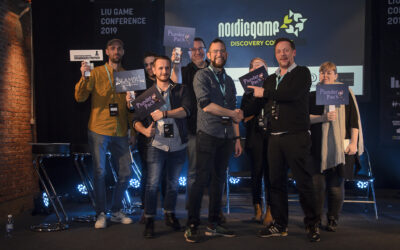 Plunderpack från Friendly Fire vann Nordic Game Discovery Challenge