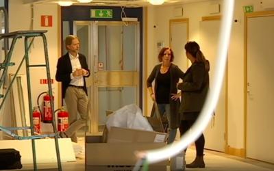 """SVT Nyheter: """"Centrum för speluppfinnare startar i Linköping"""""""