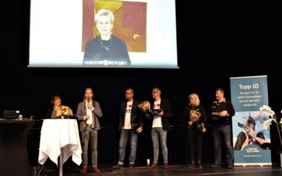 East Sweden Game projektledare utvald till Östgötaambassadör