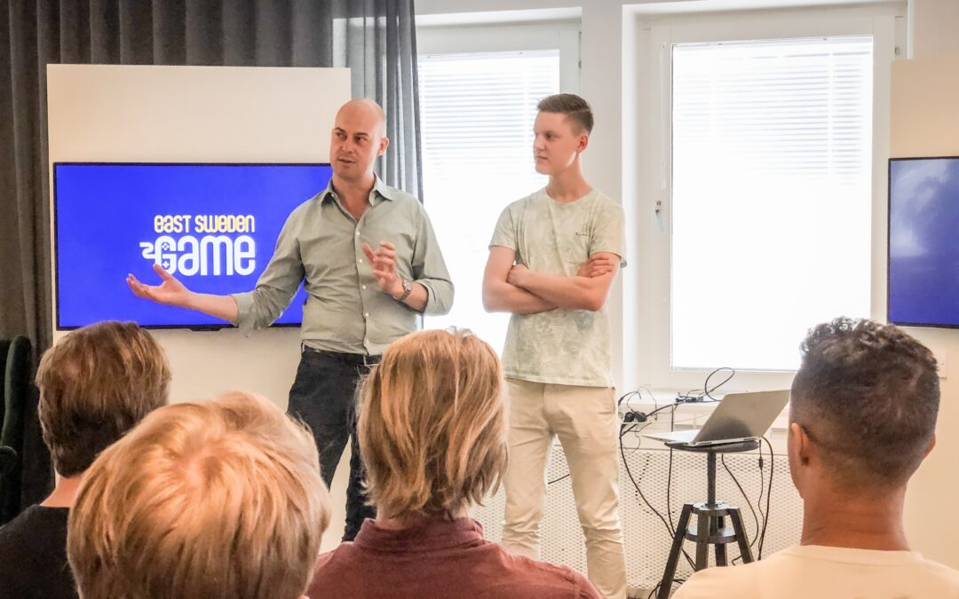 ESG Pitch Day i Stockholm