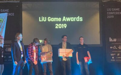 Vinnarna i LiU Game Awards 2019