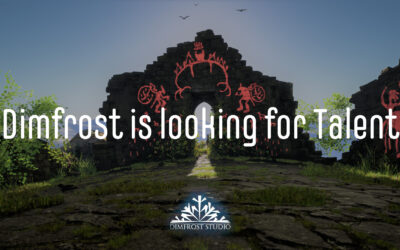 Dimfrost is looking for Talent