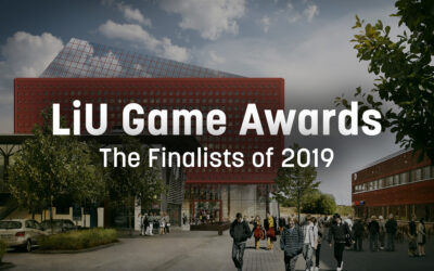 Finalister i LiU Game Awards 2019