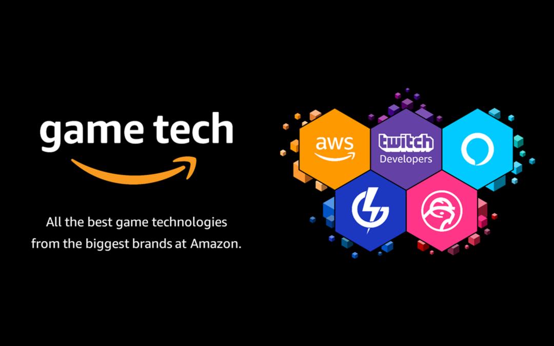 ESG i samarbete med AWS Game Tech, en del av Amazon