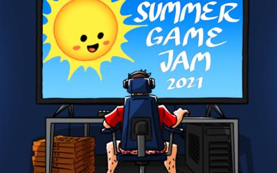 Resultatet från Summer Game Jam 2021